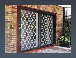 Window Folding Security Door Gates Help Prevent Theft