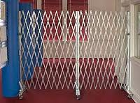 Call For A Free Hallway Security Gate Quote