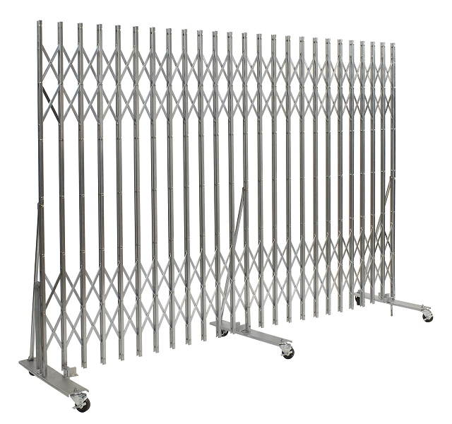 Pictures Of Commercial Folding Security Door Gates