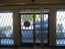 Custom Made Retractable Security Door & Window Gates