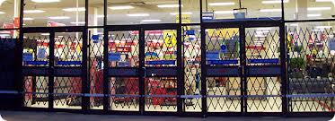Storefront Security Gates Are Your Number One Theft Prevention Solution