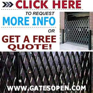Warehouse Security Gate