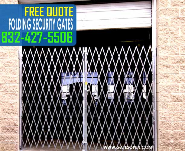 Security gate gallery